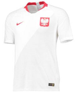 NIKE ポーランド 2018 ホーム ヴェイパーマッチ シャツ