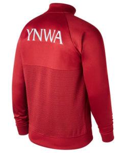 New Balance リバプール 2018/19 エリート トレーニング ウォークアウト ジャケット Red