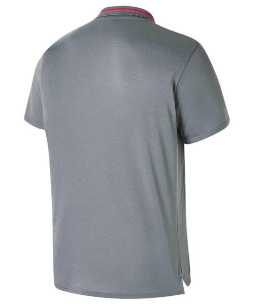 New Balance リバプール 2018/19 エリート ポロシャツ Grey