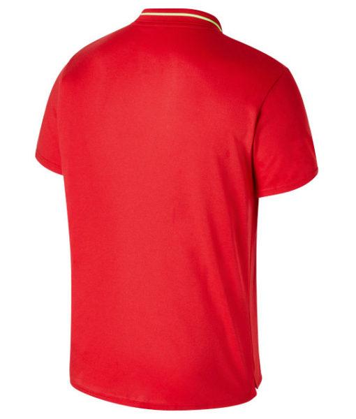 New Balance リバプール 2018/19 エリート ポロシャツ Red