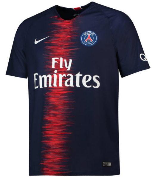 NIKE パリ サンジェルマン 2018/19 ホーム スタジアム シャツ  1