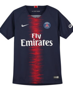 NIKE パリ サンジェルマン Kids 2018/19 ホーム スタジアム シャツ