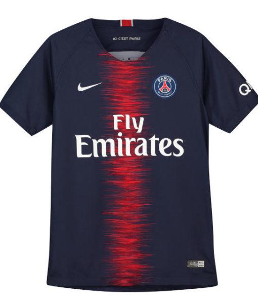 NIKE パリ サンジェルマン Kids 2018/19 ホーム スタジアム シャツ  1