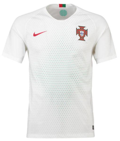 NIKE ポルトガル 2018 アウェイ スタジアム シャツ