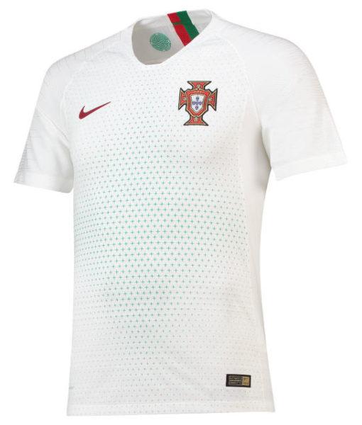 NIKE ポルトガル 2018/19 アウェイ ヴェイパーマッチ シャツ  1