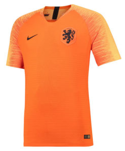 NIKE オランダ 2018 ホーム ヴェイパーマッチ シャツ