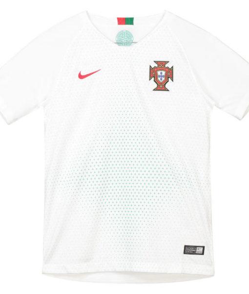 NIKE ポルトガル Kids 2018 アウェイ スタジアム シャツ  1