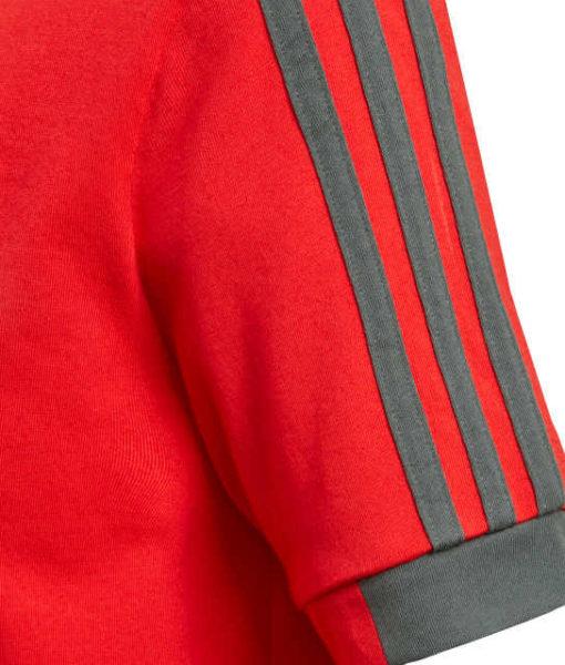 adidas バイエルン ミュンヘン Kids 2018/19 トレーニング Tシャツ Red