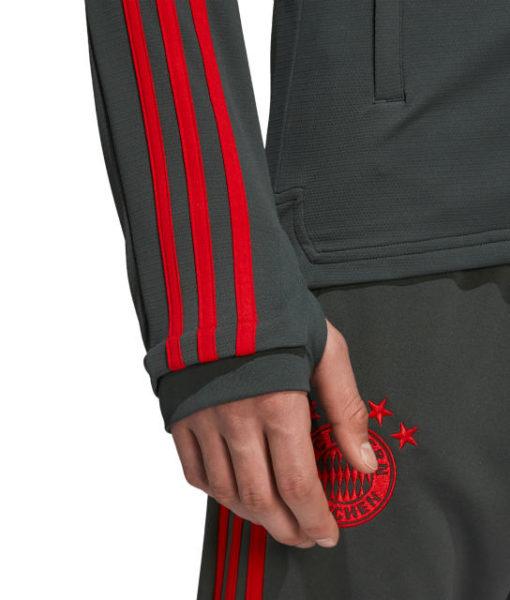 adidas バイエルン ミュンヘン 2018/19 トレーニング トラック ジャケット Green