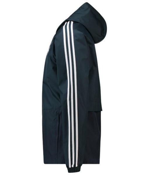 adidas レアルマドリード 2018/19 トレーニング レイン ジャケット