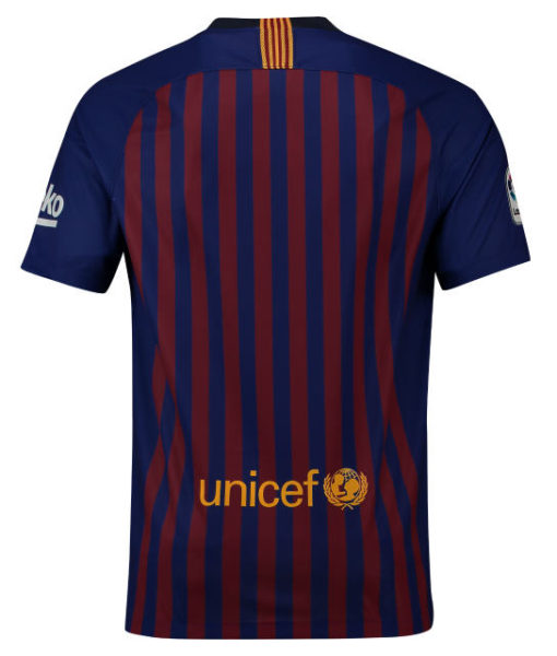 NIKE FCバルセロナ 2018/19 ホーム ヴェイパーマッチ シャツ