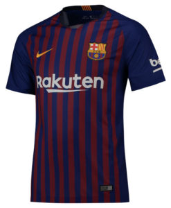 NIKE FCバルセロナ 2018/19 ホーム スタジアム シャツ