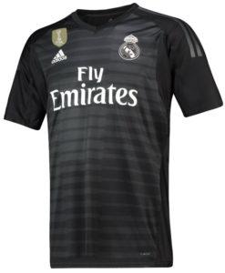 adidas レアルマドリード 2018/19 ホーム ゴールキーパー シャツ