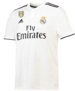 adidas レアルマドリード 2018/19 ホーム シャツ