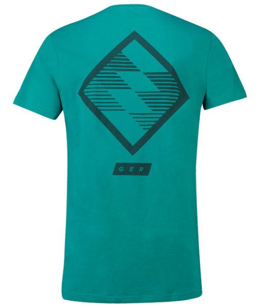 adidas ドイツ 2018/19 グラフィック Tシャツ Green