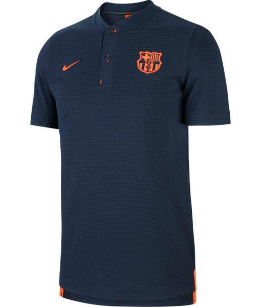NIKE FCバルセロナ 2018/19 オーセンティック グランドスラム ポロシャツ  1