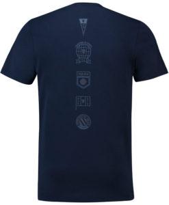 adidas マンチェスターユナイテッド 2018/19 グラフィック Tシャツ Navy