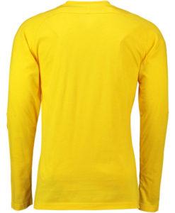 PUMA ドルトムント 2018/19 カジュアル Tシャツ Yellow