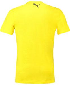 PUMA ドルトムント 2018/19 プリント Tシャツ Yellow