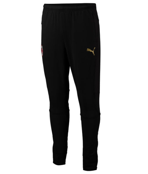 PUMA ACミラン 2018/19 トレーニング パンツ Black 1