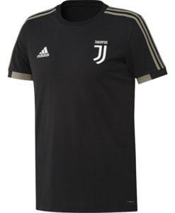 adidas ユベントス 2018/19 トレーニング Tシャツ Black