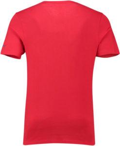NIKE アトレティコマドリード 2018/19 エンブレム Tシャツ Red