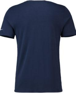 NIKE パリ サンジェルマン 2018/19 エンブレム Tシャツ Navy