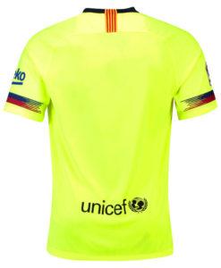 NIKE FCバルセロナ 2018/19 アウェイ スタジアム シャツ