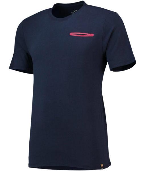 NIKE FCバルセロナ 2018/19 ポケット Tシャツ  1