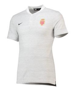 NIKE ASモナコ 2018/19 オーセンティック グランドスラム ポロシャツ White