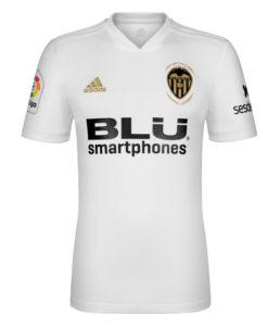 adidas バレンシア 2018/19 ホーム シャツ