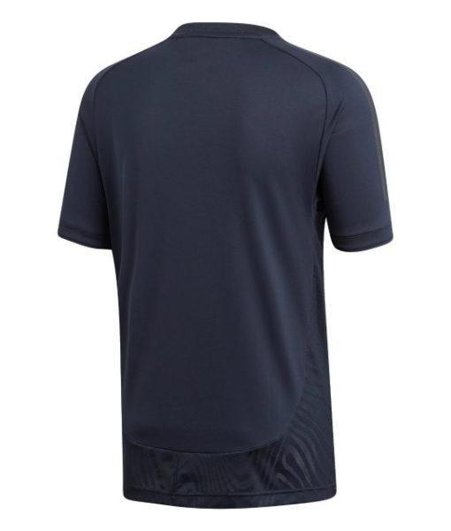 adidas マンチェスターユナイテッド 2018/19 UEFA CL トレーニング ジャージー Navy