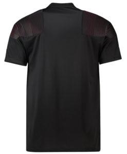 adidas マンチェスターユナイテッド 2018/19 ブラックアウト TシャツBlack