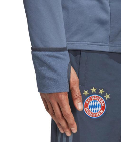 adidas バイエルン ミュンヘン 2018/19 UEFA CL トレーニング ウォーム トップ Grey