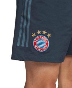 adidas バイエルン ミュンヘン 2018/19 UEFA CL トレーニング ショーツ Blue