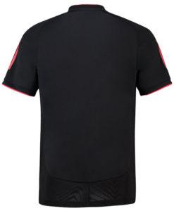 adidas レアルマドリード 2018/19 UEFA CL トレーニング ジャージー Black