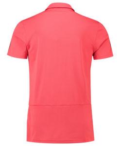 adidas レアルマドリード 2018/19 UEFA CL トレーニング ポロシャツ Red