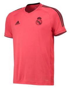 adidas レアルマドリード 2018/19 UEFA CL トレーニング ジャージー Red