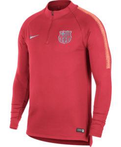 NIKE FCバルセロナ 2018/19 Squad ドリル トップ Pink