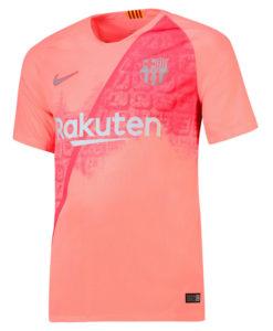 NIKE FCバルセロナ 2018/19 3rd スタジアム シャツ