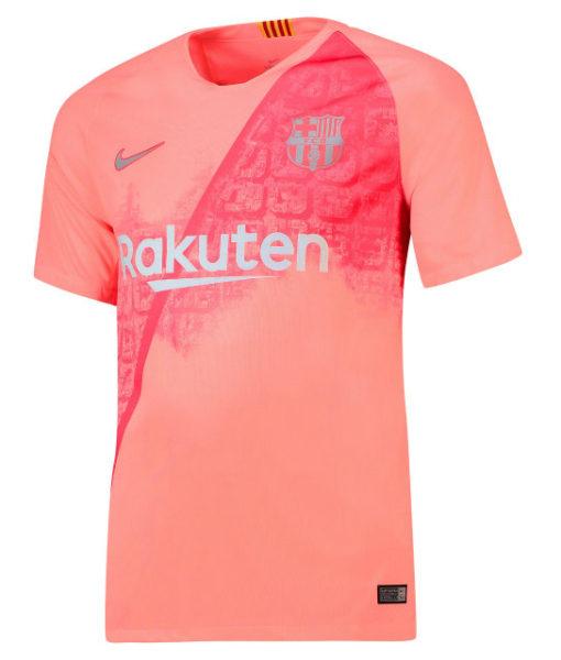 NIKE FCバルセロナ 2018/19 3rd スタジアム シャツ  1
