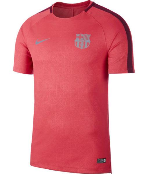 NIKE FCバルセロナ 2018/19 プレマッチ トップ Pink 1