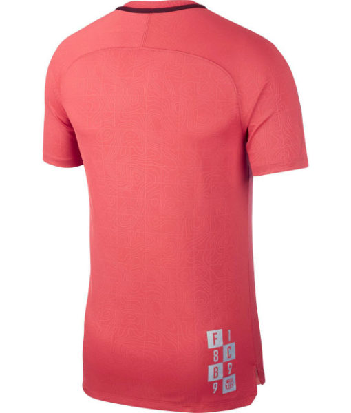 NIKE FCバルセロナ 2018/19 プレマッチ トップ Pink