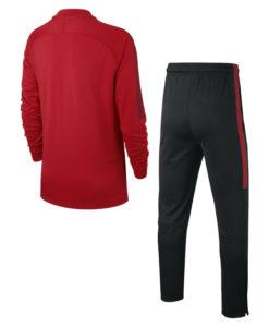 NIKE パリ サンジェルマン x ジョーダン 2018/19 Squad トレーニングスーツ Red