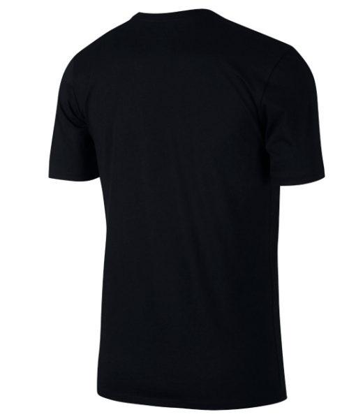 NIKE パリ サンジェルマン x ジョーダン 2018/19 TシャツBlack
