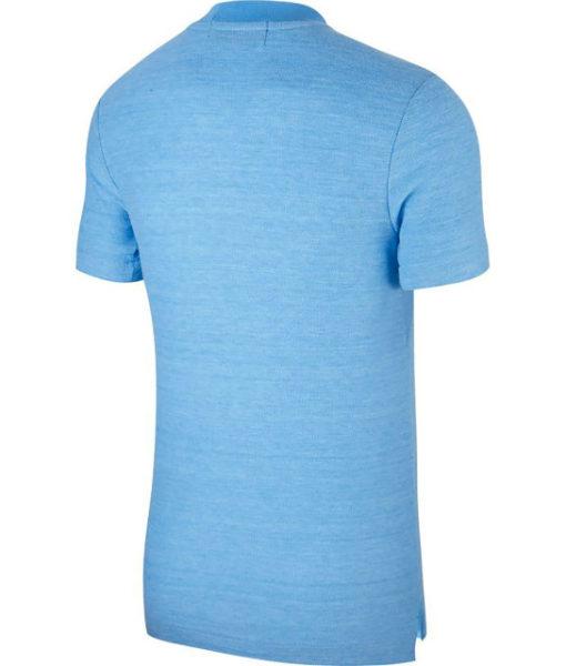 NIKE マンチェスターシティ 2018/19 オーセンティック グランドスラム ポロシャツ Blue