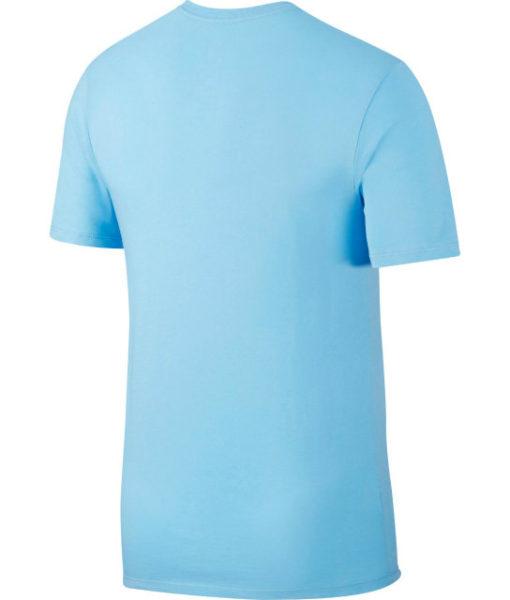 NIKE マンチェスターシティ 2018/19 スウッシュ Tシャツ Blue