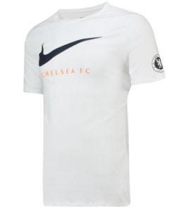 NIKE チェルシー 2018/19 スウッシュ Tシャツ White