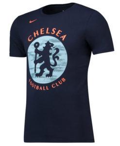 NIKE チェルシー 2018/19 3rd エンブレム Tシャツ
