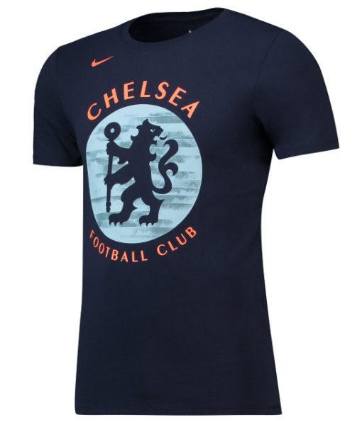 NIKE チェルシー 2018/19 3rd エンブレム Tシャツ  1